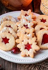 Pastitas navideñas