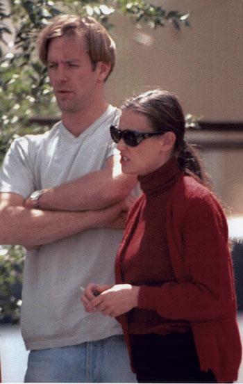 Demi Moore y Bruce Willis obtienen el divorcio