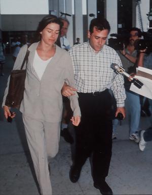 La esposa del actor Robert Downey Jr. presenta la demanda de divorcio