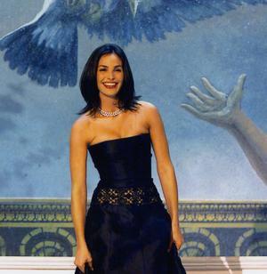 Inés Sastre, heroína de la gran pantalla