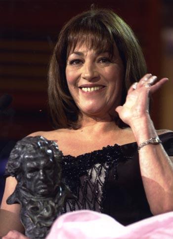 Galardonados en los premios Goya
