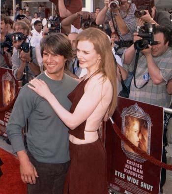 Tom Cruise y Nicole Kidman, el fin de uno de los matrimonios más admirados de Hollywood