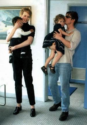 Tom Cruise y Nicole Kidman inician los trámites de su separación
