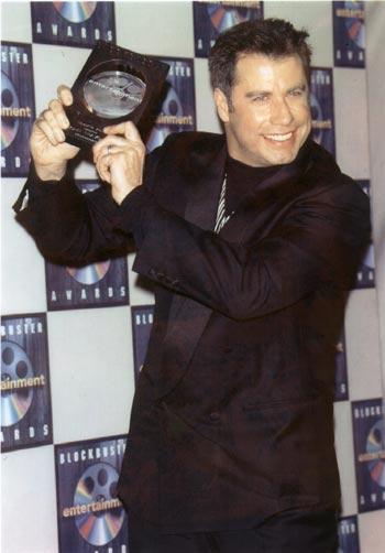 John Travolta triunfador en las nominaciones a los Antioscar