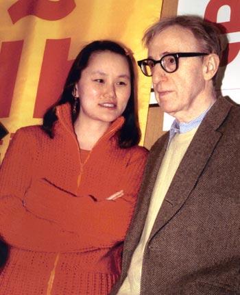 Woody Allen en la semana de la cultura catalana de Nueva York