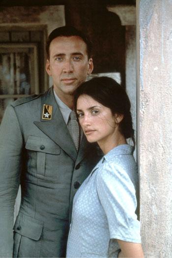 Penélope Cruz y Nicolas Cage, juntos en el estreno mundial de su película