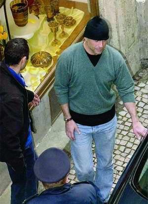 Bruce Willis, enamorado de una modelo checa