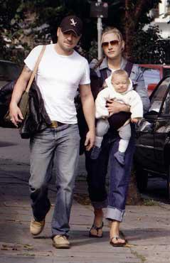 Kate Winslet y Jim Threapleton ya están oficialmente divorciados