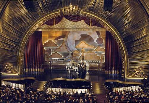 La alfombra roja reúne todo el 'glamour' de la gran noche de los Oscar