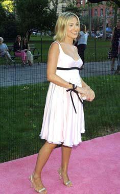 Sarah Jessica Parker, espléndida en la recta final de su embarazo