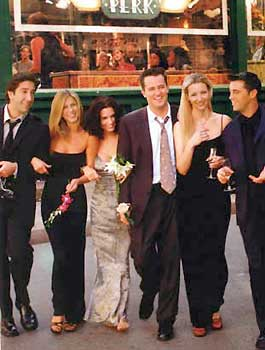Habrá una décima temporada de Friends