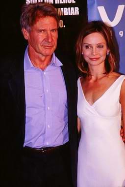 Harrison Ford le regala a Calista Flockhart un anillo de compromiso de 300 mil euros