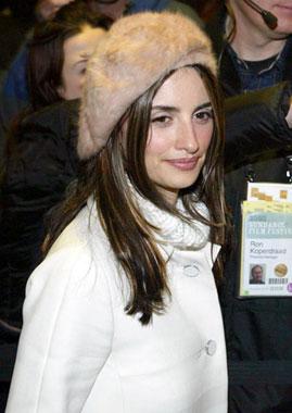 Penélope Cruz reaparece en Sundance tras los rumores de crisis en su relación con Tom Cruise