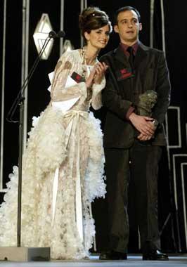 Brillante entrega de los Premios Goya