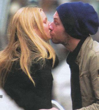 Gwyneth Paltrow y Chris Martin, romántico paseo por las calles de Nueva York