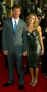 Dennis Quaid sustituye a Meg Ryan en su corazón