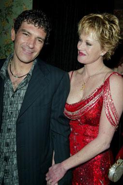 Melanie Griffith, tras los pasos de Antonio Banderas en Broadway, donde protagonizará el musical 'Chicago'