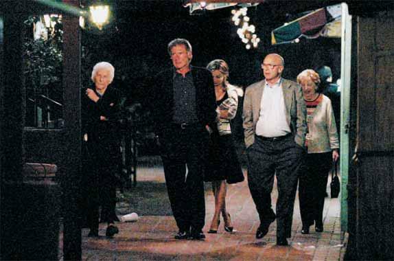 Harrison Ford y Calista Flockhart, vía libre para su boda
