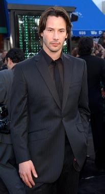 Belleza y 'glamour', en el estreno en Los Ángeles de 'Matrix Reloaded'
