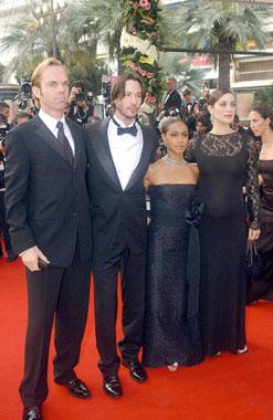 'Matrix' aterrizó en Cannes con una espectacular fiesta que ha costado casi 3 millones de euros
