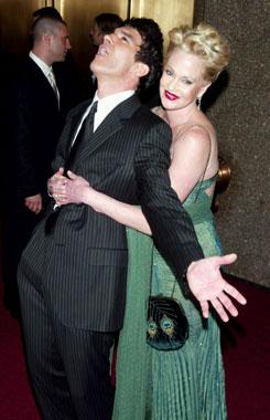 Nueva York se vistió de gala para la entrega de los Tony, los Oscar del teatro