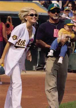 Sharon Stone y su marido, Phil Bronstein, se separan tras cinco años de matrimonio