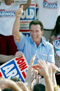 Arnold Schwarzenegger pide disculpas por haber acosado a seis mujeres en el pasado