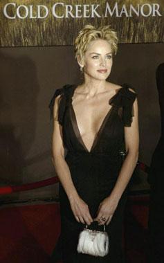 Así era...y así es...Sharon Stone