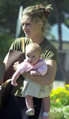 Rowan, el precioso bebé de Brooke Shields