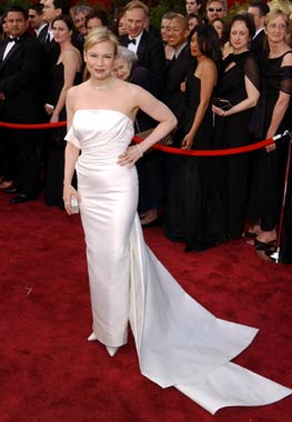 Renée Zellweger consigue el Oscar a la mejor actriz de reparto