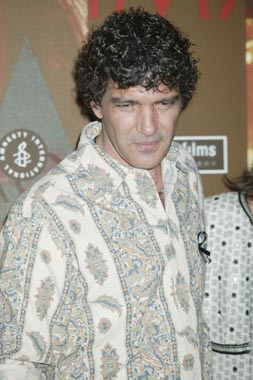 Antonio Banderas y Emma Thompson, una pareja de cine en Madrid