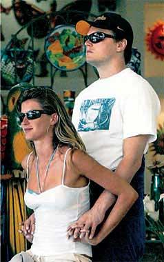 Leonardo DiCaprio y Gisele Bündchen, más enamorados que nunca