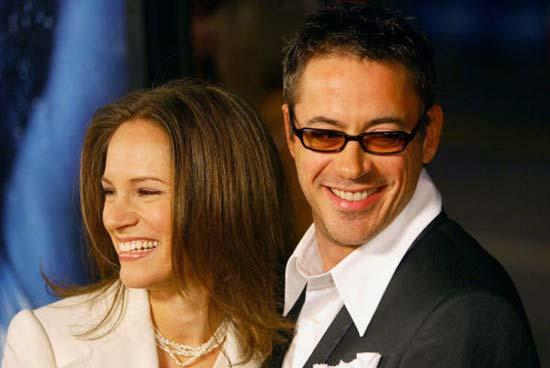Robert Downey Jr. ya puede casarse con su prometida, Susan Levin