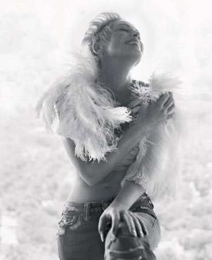 Sharon Stone, en todo su esplendor a los 46 años