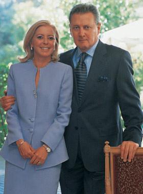 Carlos Larrañaga y Maria Teresa Ortiz-Bau se separan. Declaraciones exclusivas del actor