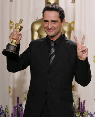 Jorge Drexler, sí cantó en los Oscar