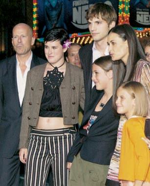 Todos los detalles de la boda de Demi Moore y Ashton Kutcher