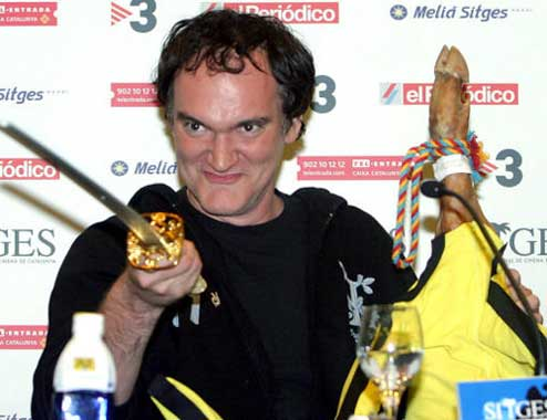 Andie MacDowell, Jodie Foster, Quentin Tarantino... lluvia de estrellas en España
