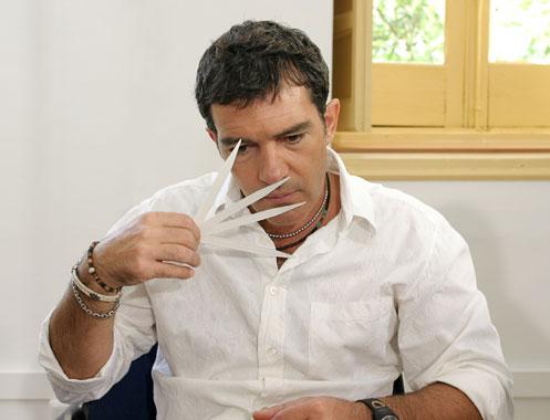 Antonio Banderas: 'Cuando me llaman latin lover, respondo: latino, sí; amante, sólo de mi mujer'