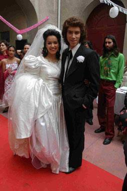 Álex González, novio de Chenoa, candidato a los Goya en su debut cinematográfico