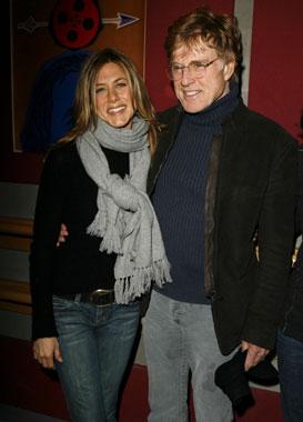 Jennifer Aniston inaugura Sundance ajena a la paternidad de Brad Pitt