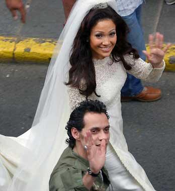 Jennifer López y Marc Anthony 'vuelven a casarse'