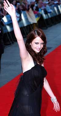 La actriz francesa Eva Green será la nueva chica Bond