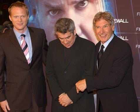 Harrison Ford presenta su nueva película en Barcelona, su ciudad favorita