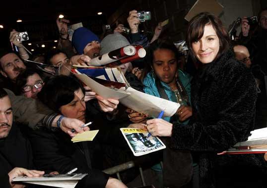 Julia Roberts cumple su sueño y debuta en Broadway