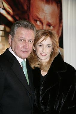Carlos Larrañaga y Ana Escribano esperan su primer hijo