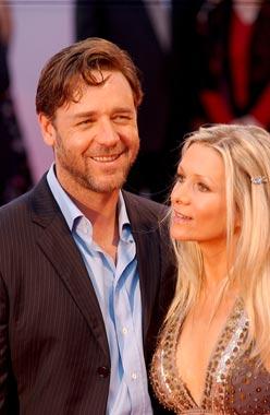 Russell Crowe ha sido padre por segunda vez de un niño, Tennyson