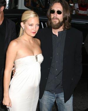 Kate Hudson se separa de su marido, Chris Robinson