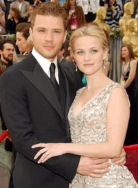 Reese Witherspoon Jim Toth Reese Witherspoon anun...