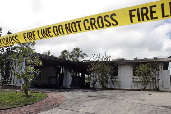 Un incendio destruye la casa de la actriz de 'Perdidos' Evangeline Lilly